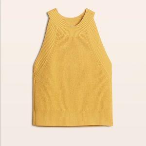 Aritzia Wilfred crevier knit top